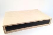 18-027 Boek-box met boek liggend
